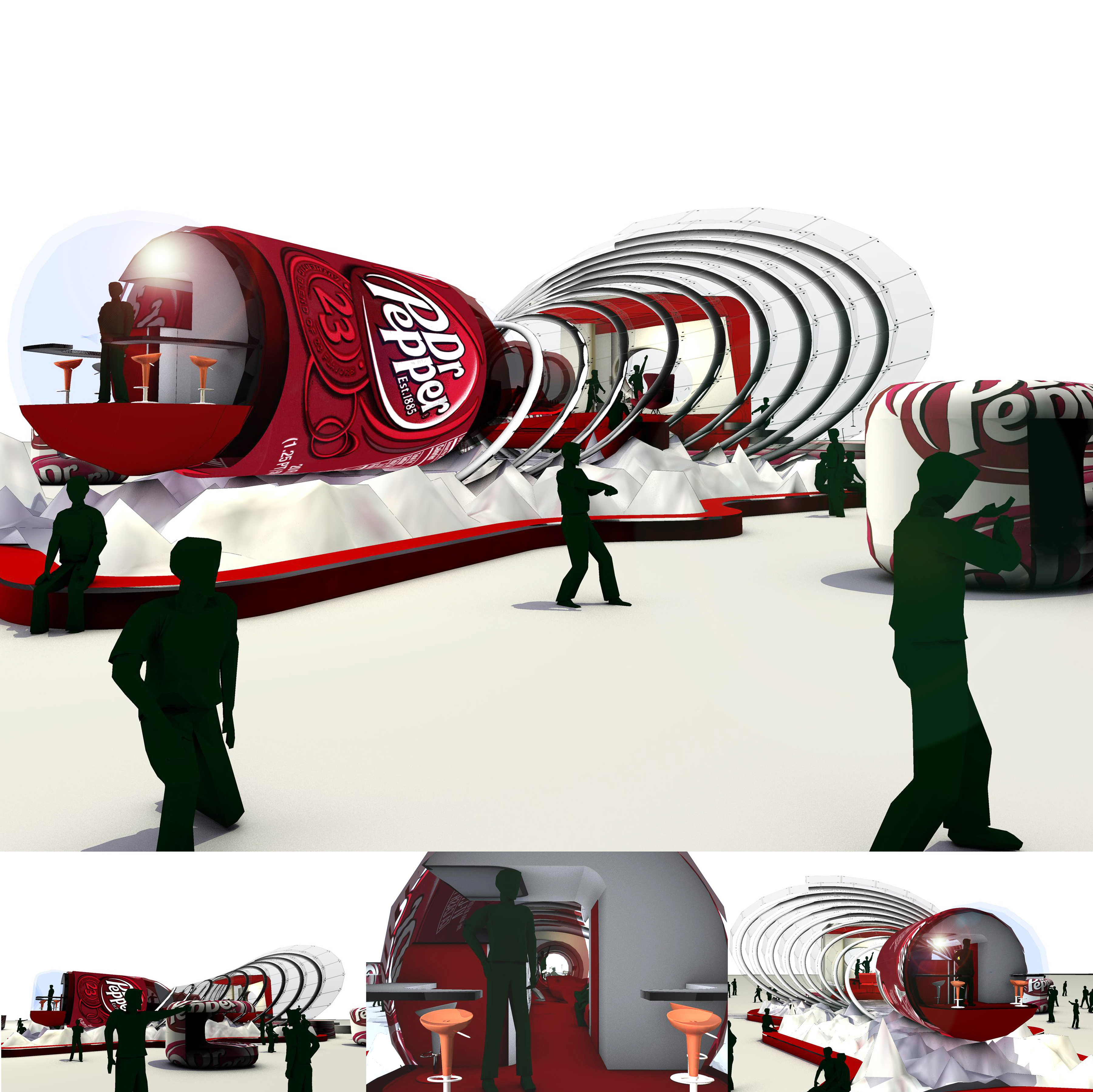 Dr. Pepper Competition
