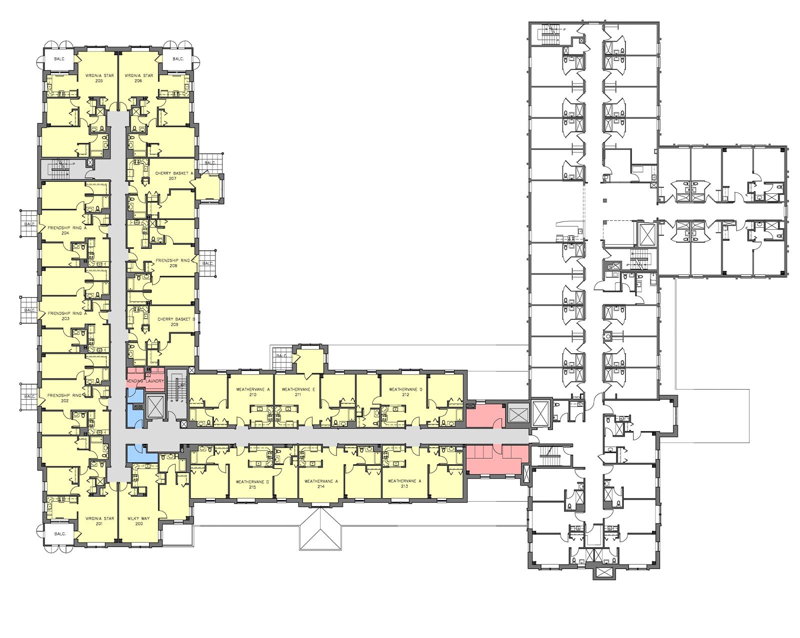 00040 Shenango Second Floor Rendered