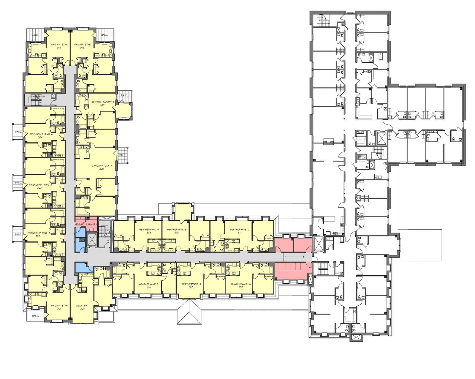 00040 Shenango Third Floor Rendered