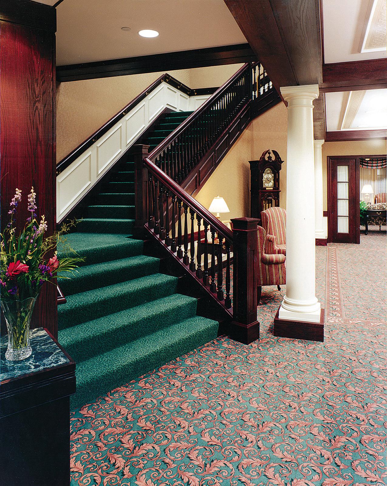 04091 WeinbergTerr Stairway