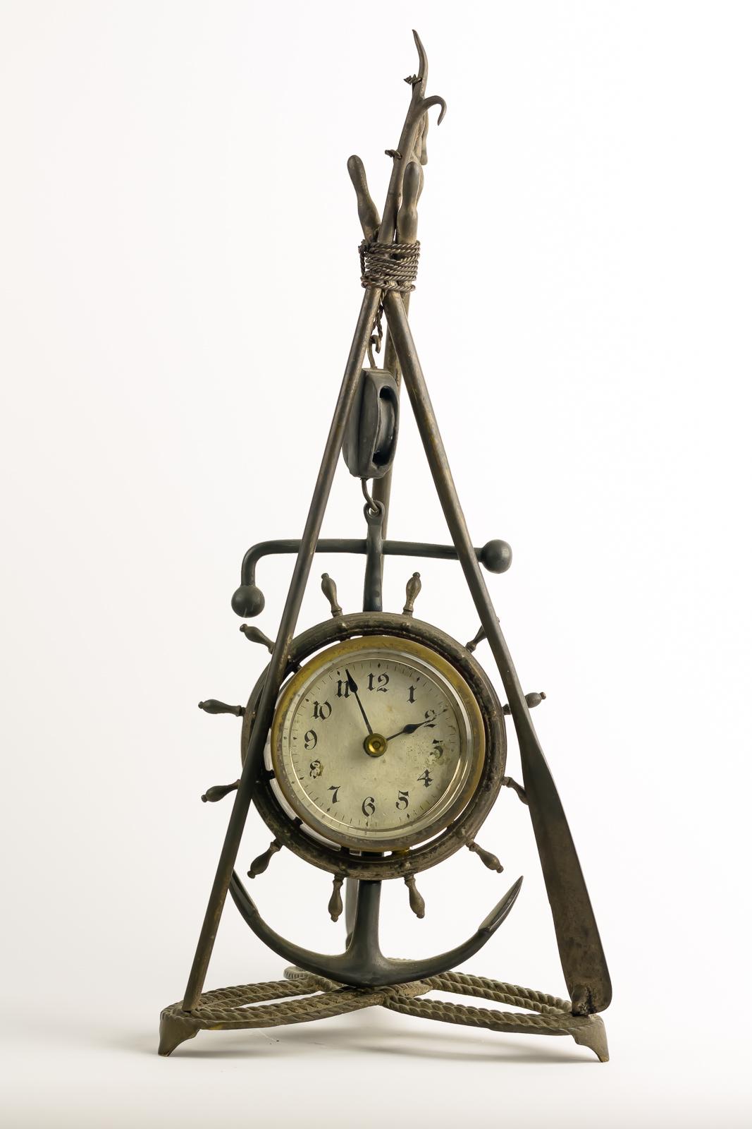 Anchor Clock-1
