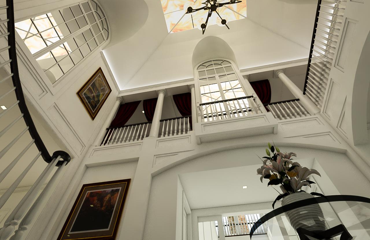 1520 Ash - Ceiling
