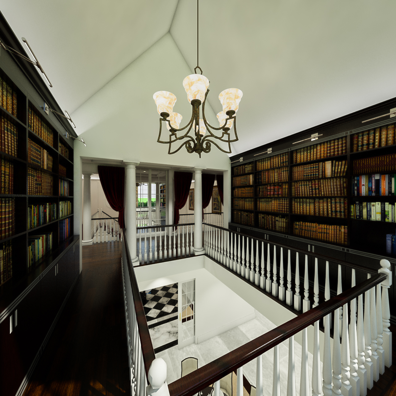 1520 Ash - Library