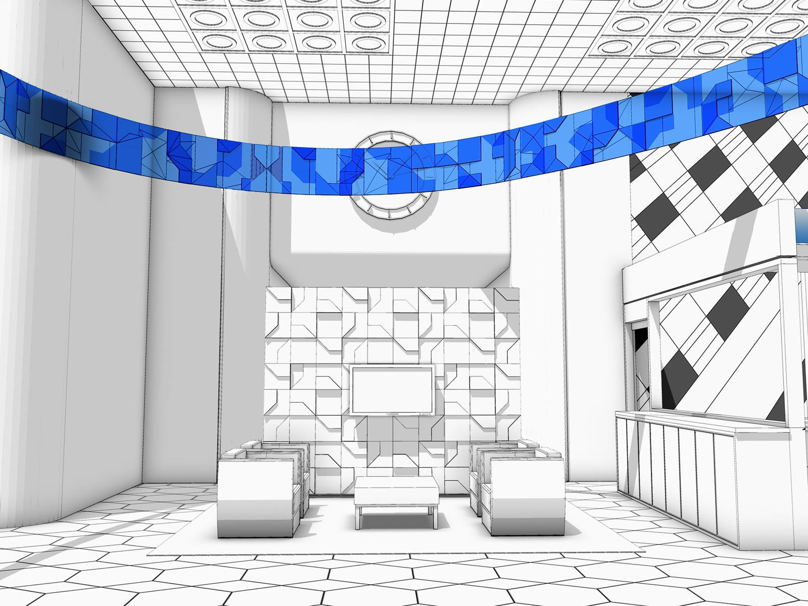 Chase - Rockefeller - cam3 Interior Perspective (18x24)