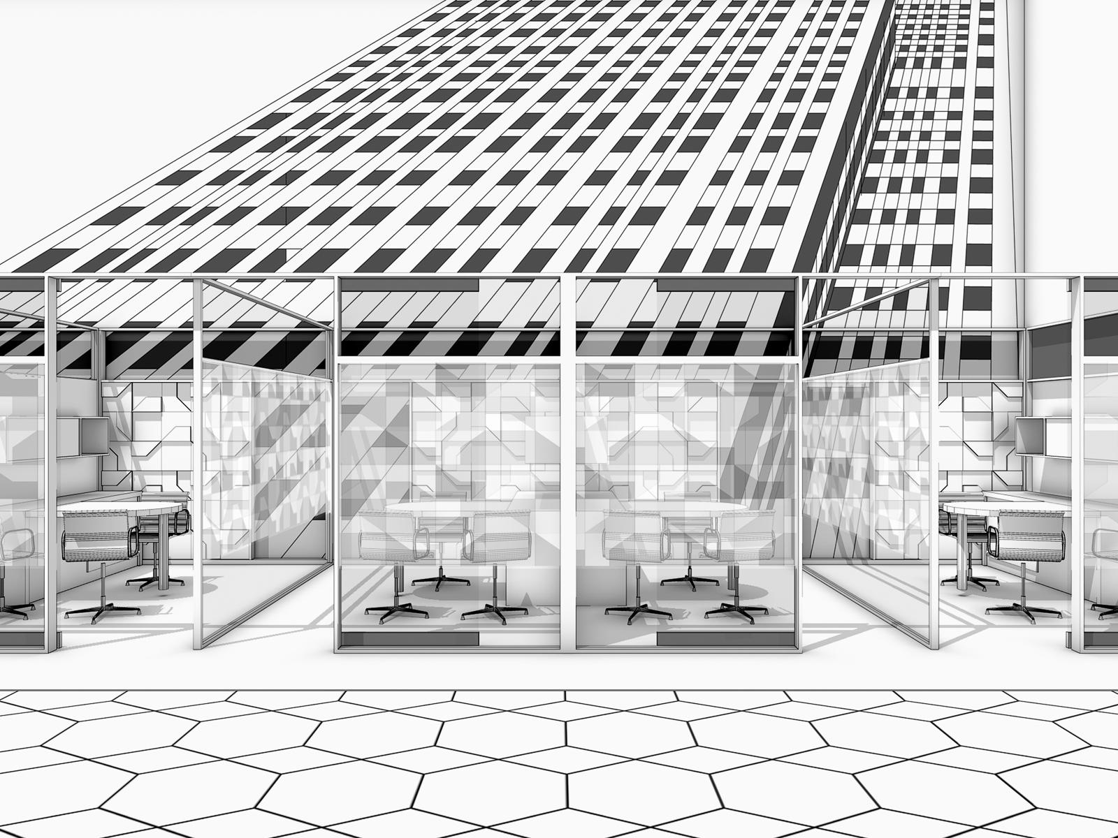 Chase - Rockefeller - cam6 Interior Perspective (18x24)