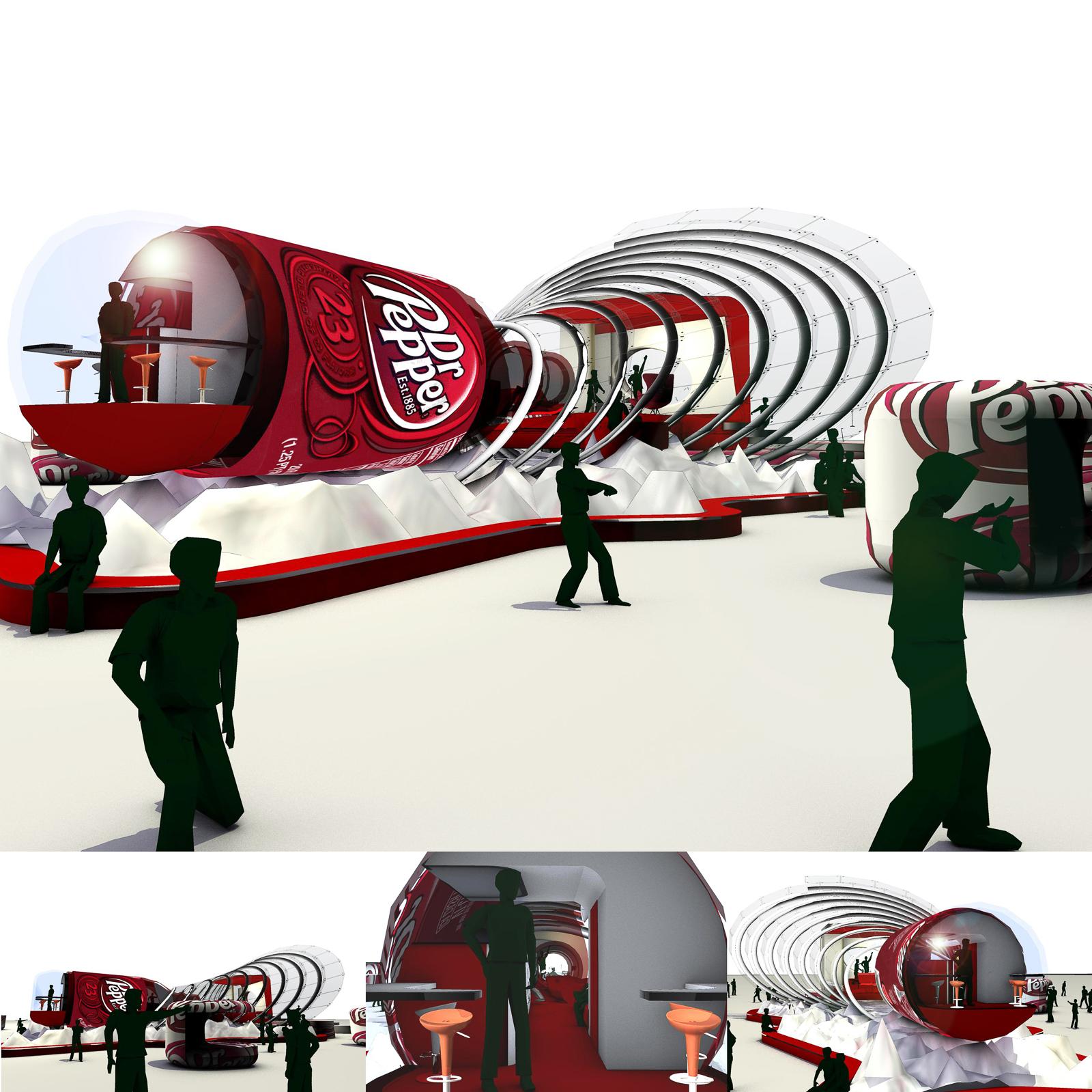 Dr Pepper - Bottle - Board-1